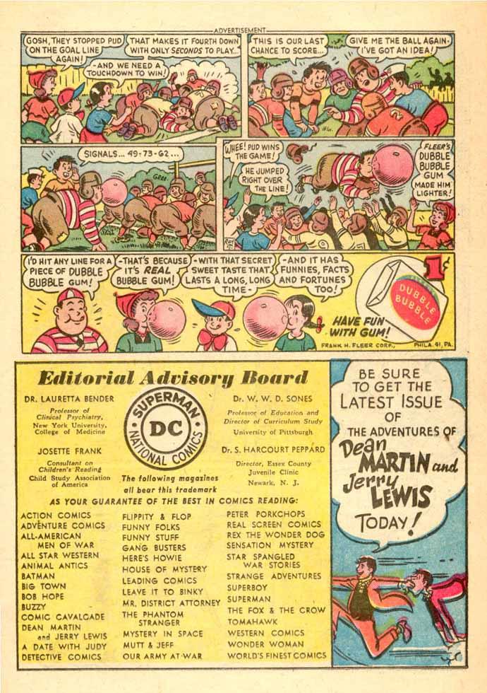 Read online Adventure Comics (1938) comic -  Issue #187 - 23