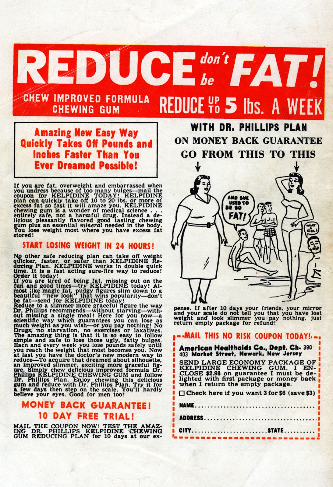 Love Romances (1949) issue 71 - Page 36