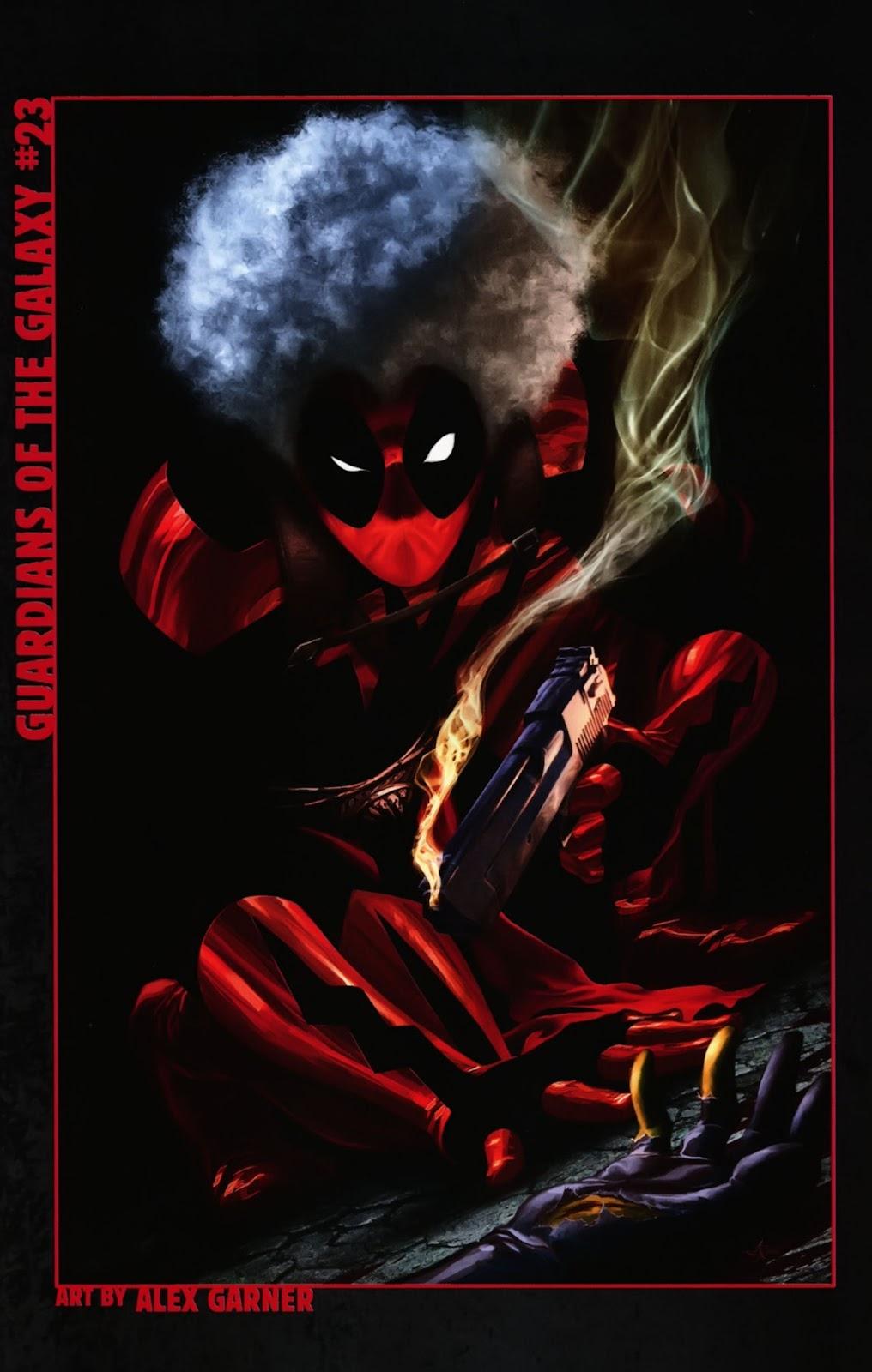 Read online Deadpool (2008) comic -  Issue #1000 - 88