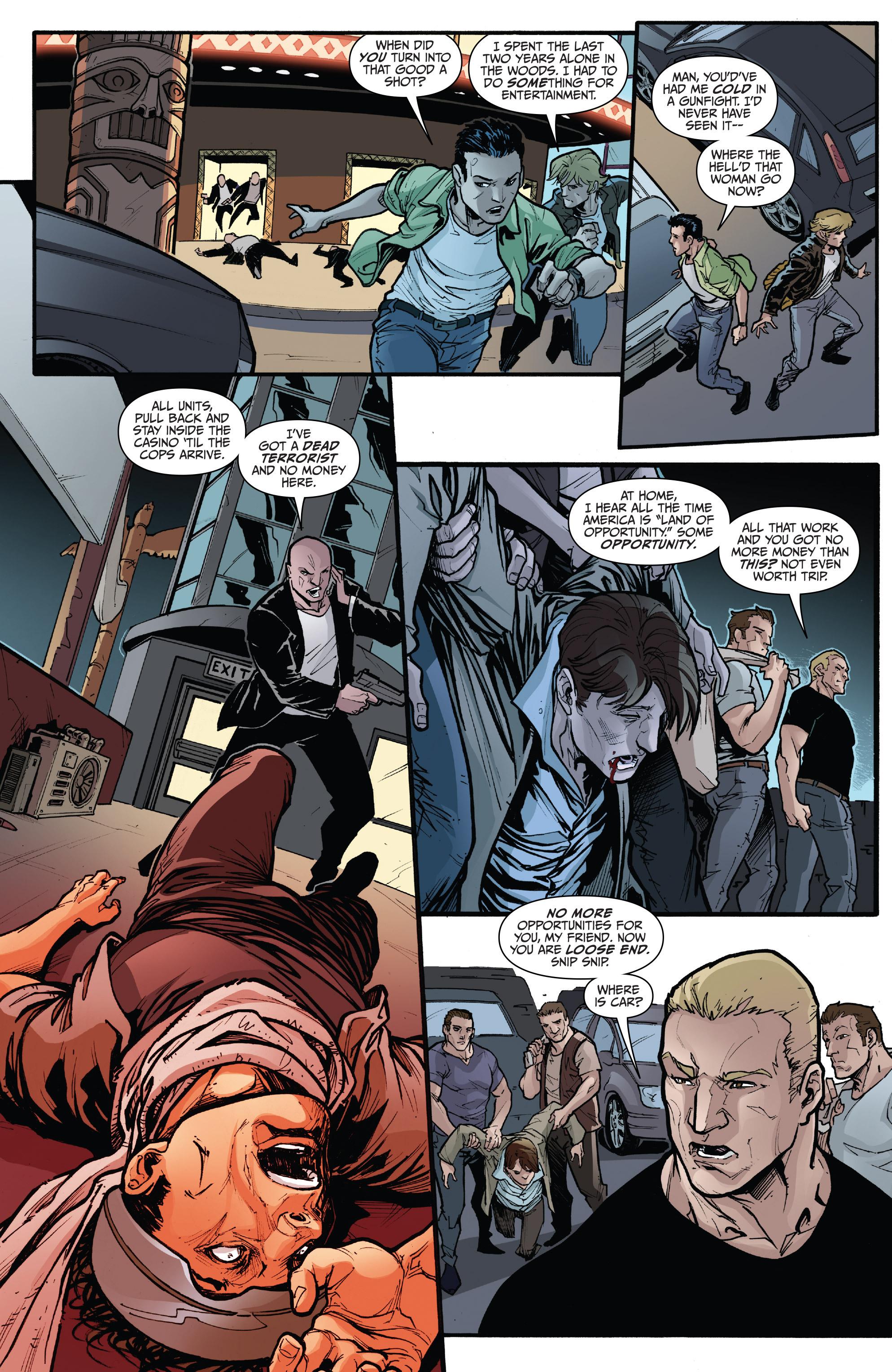 Read online 3 Guns comic -  Issue #6 - 12