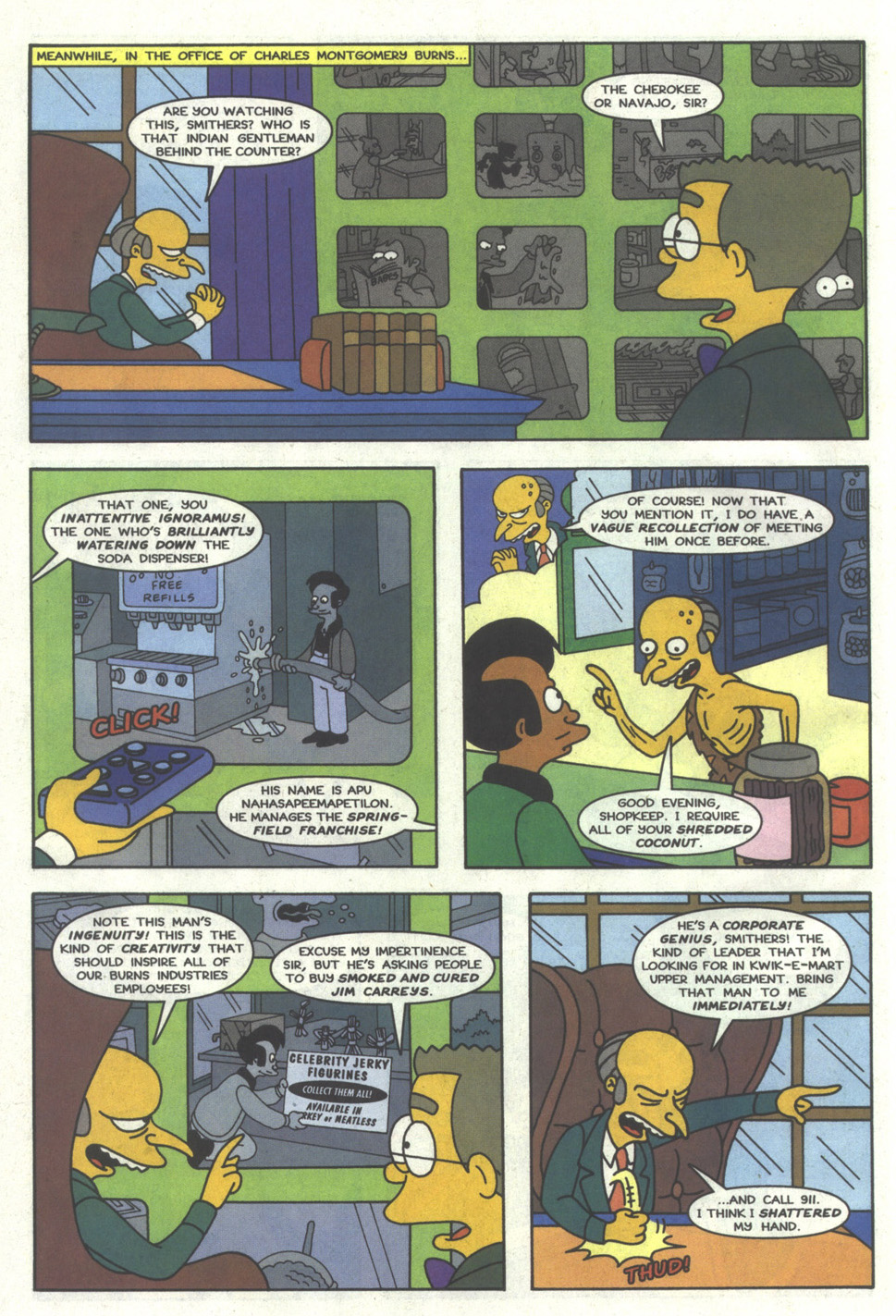 Read online Simpsons Comics comic -  Issue #22 - 5