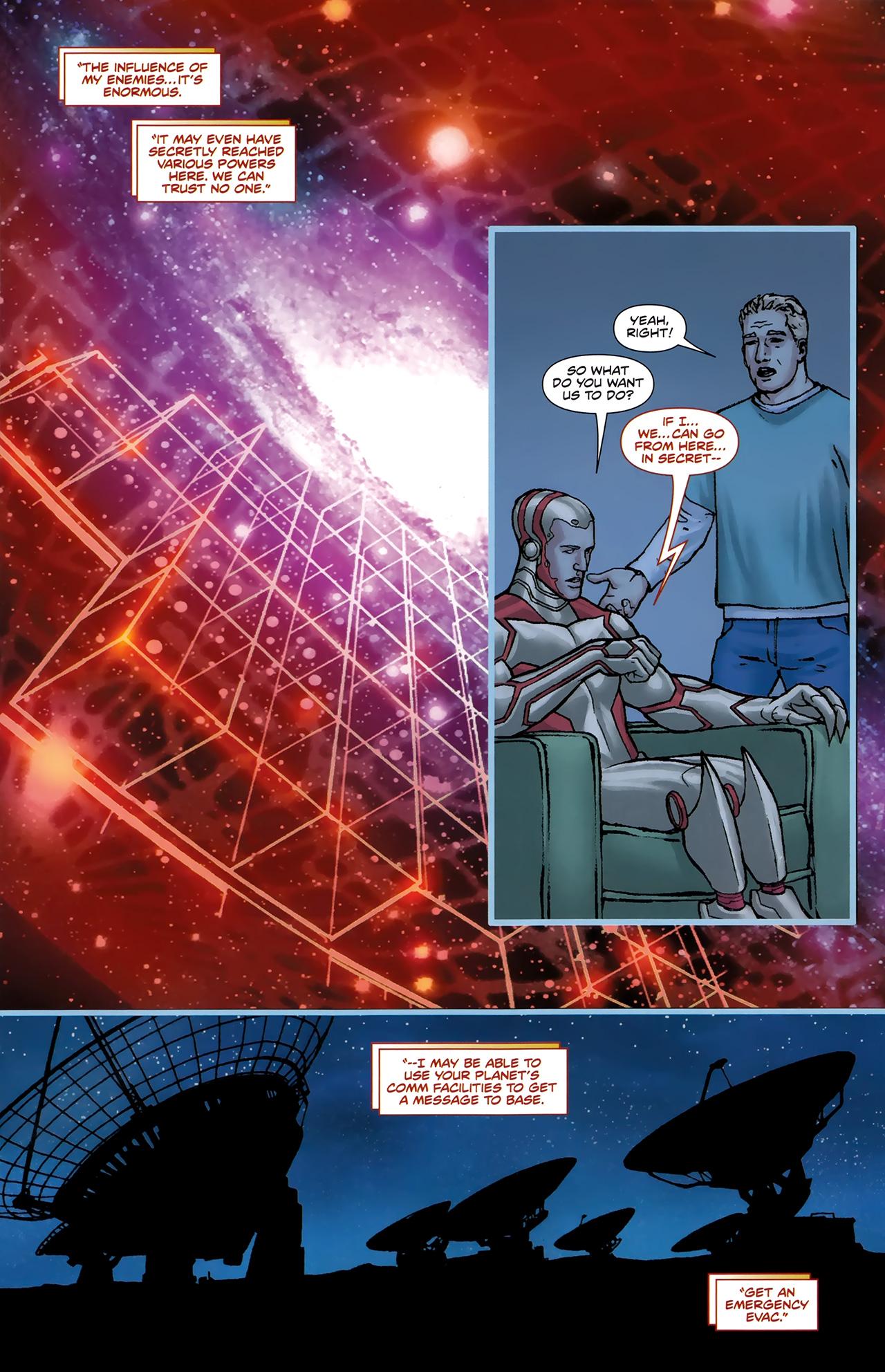 Read online Soldier Zero comic -  Issue #2 - 16