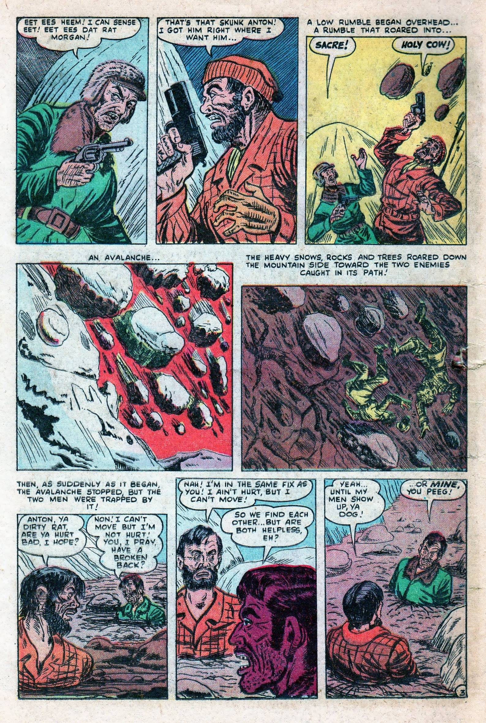 Read online Adventures into Weird Worlds comic -  Issue #11 - 16