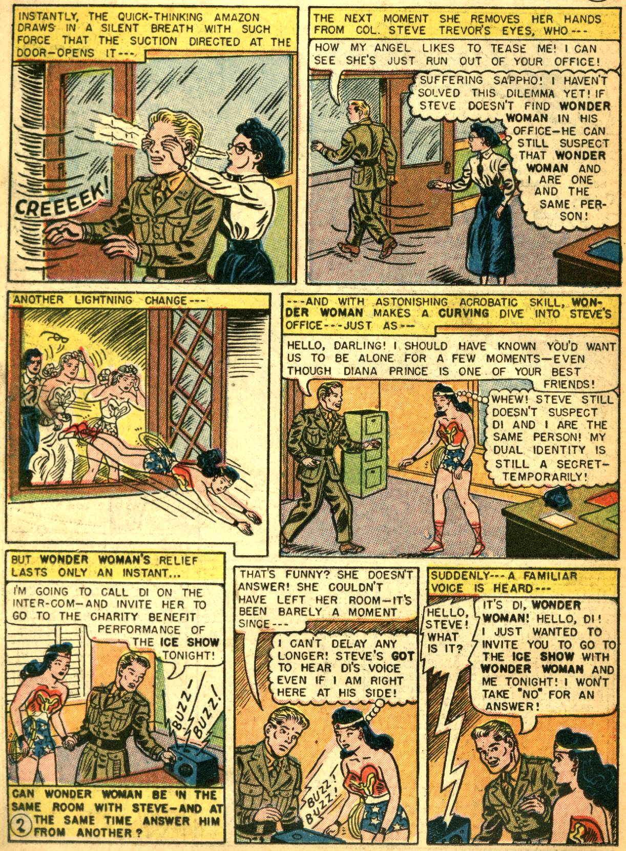 Read online Wonder Woman (1942) comic -  Issue #73 - 14