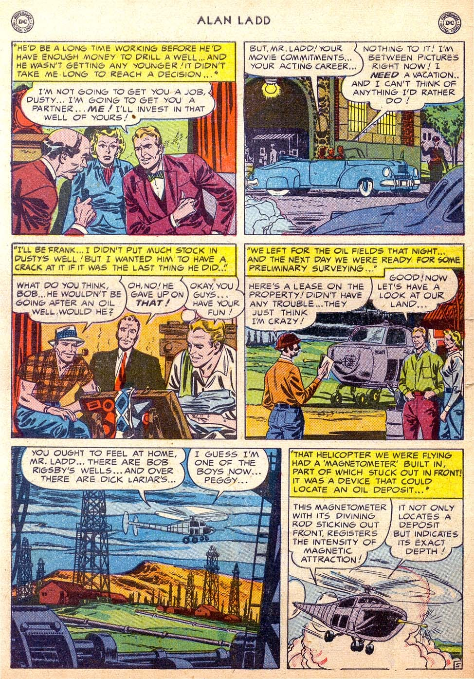 Adventures of Alan Ladd issue 4 - Page 44