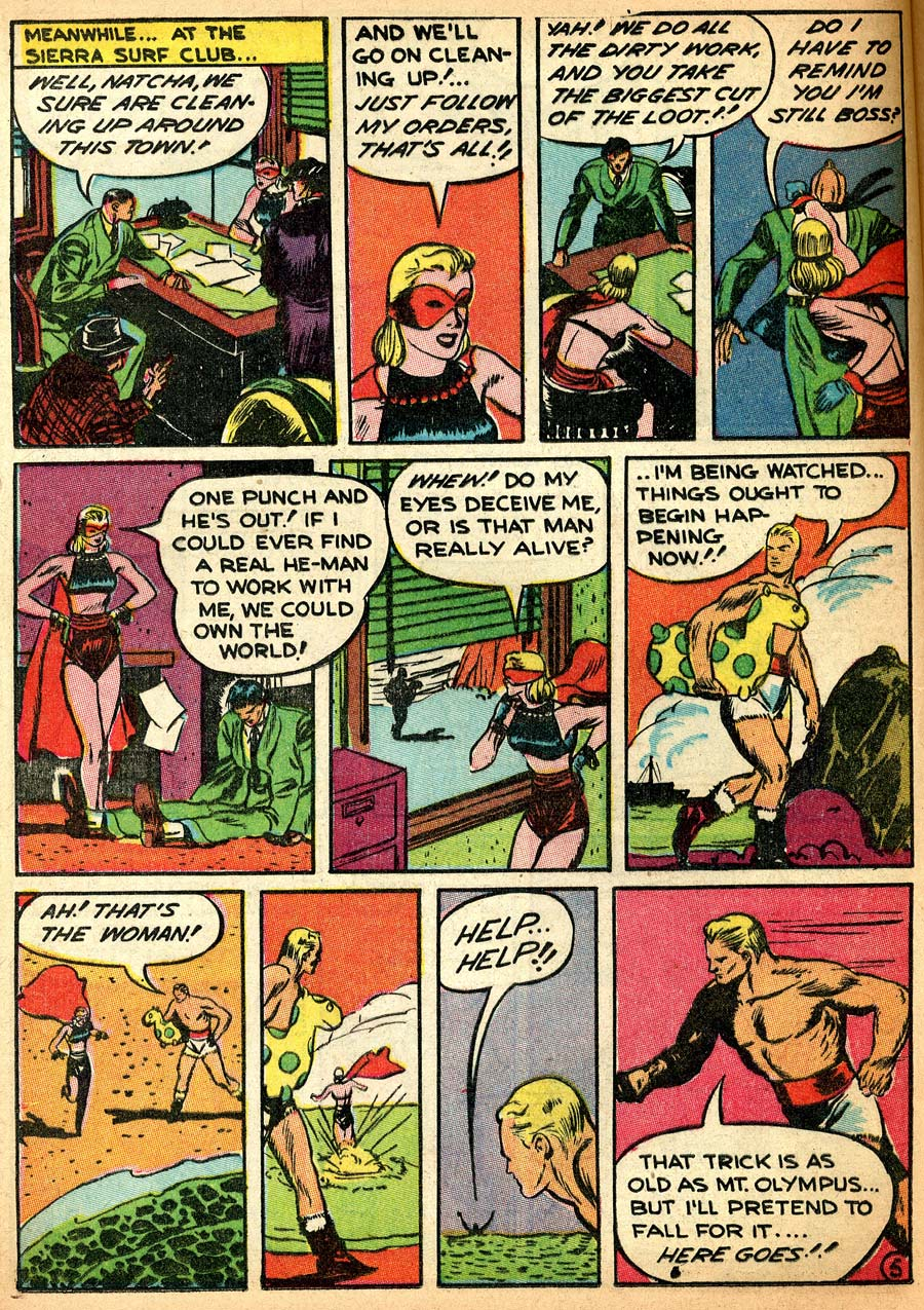 Blue Ribbon Comics (1939) issue 8 - Page 20