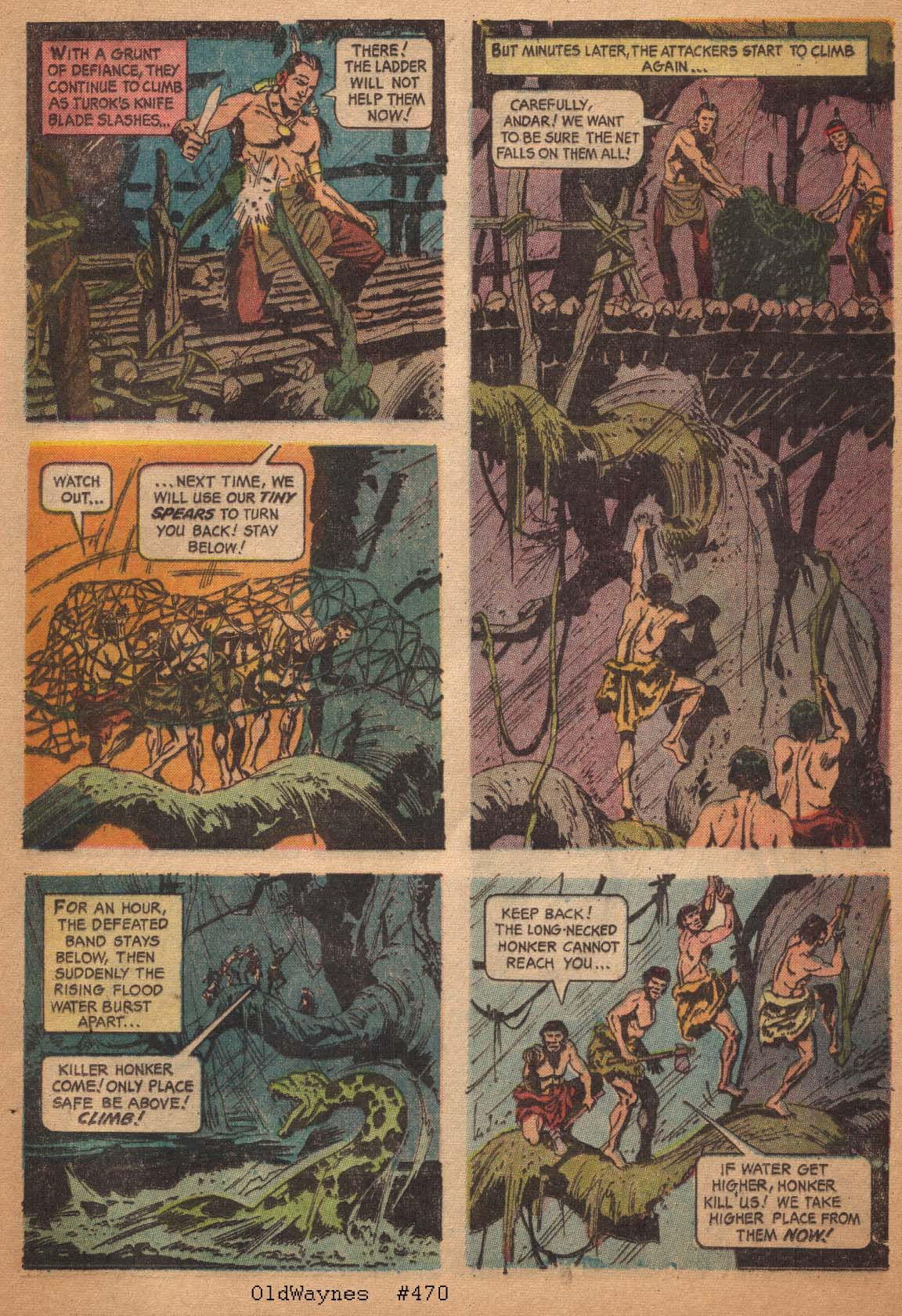 Read online Turok, Son of Stone comic -  Issue #47 - 13