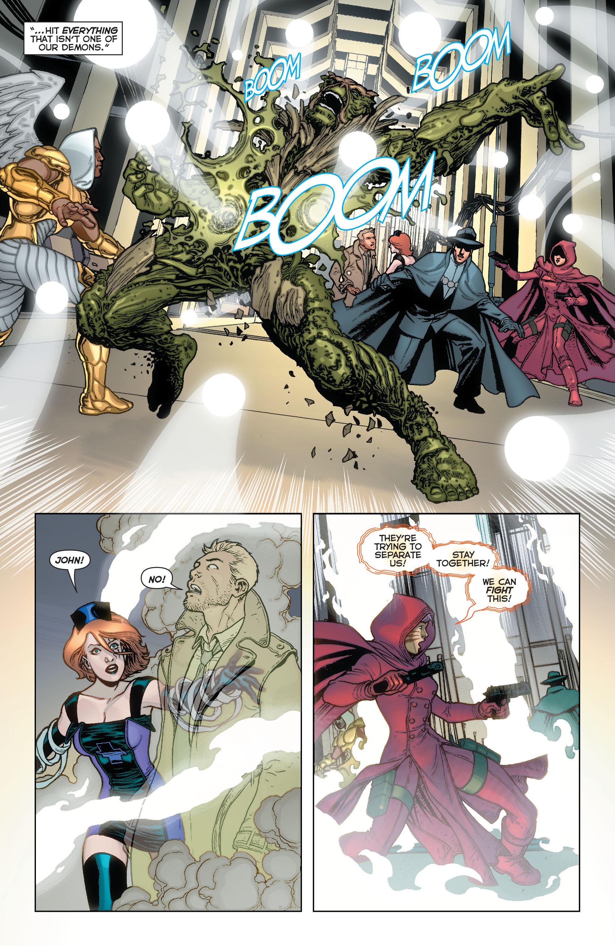 Read online Trinity of Sin: Pandora comic -  Issue #8 - 6