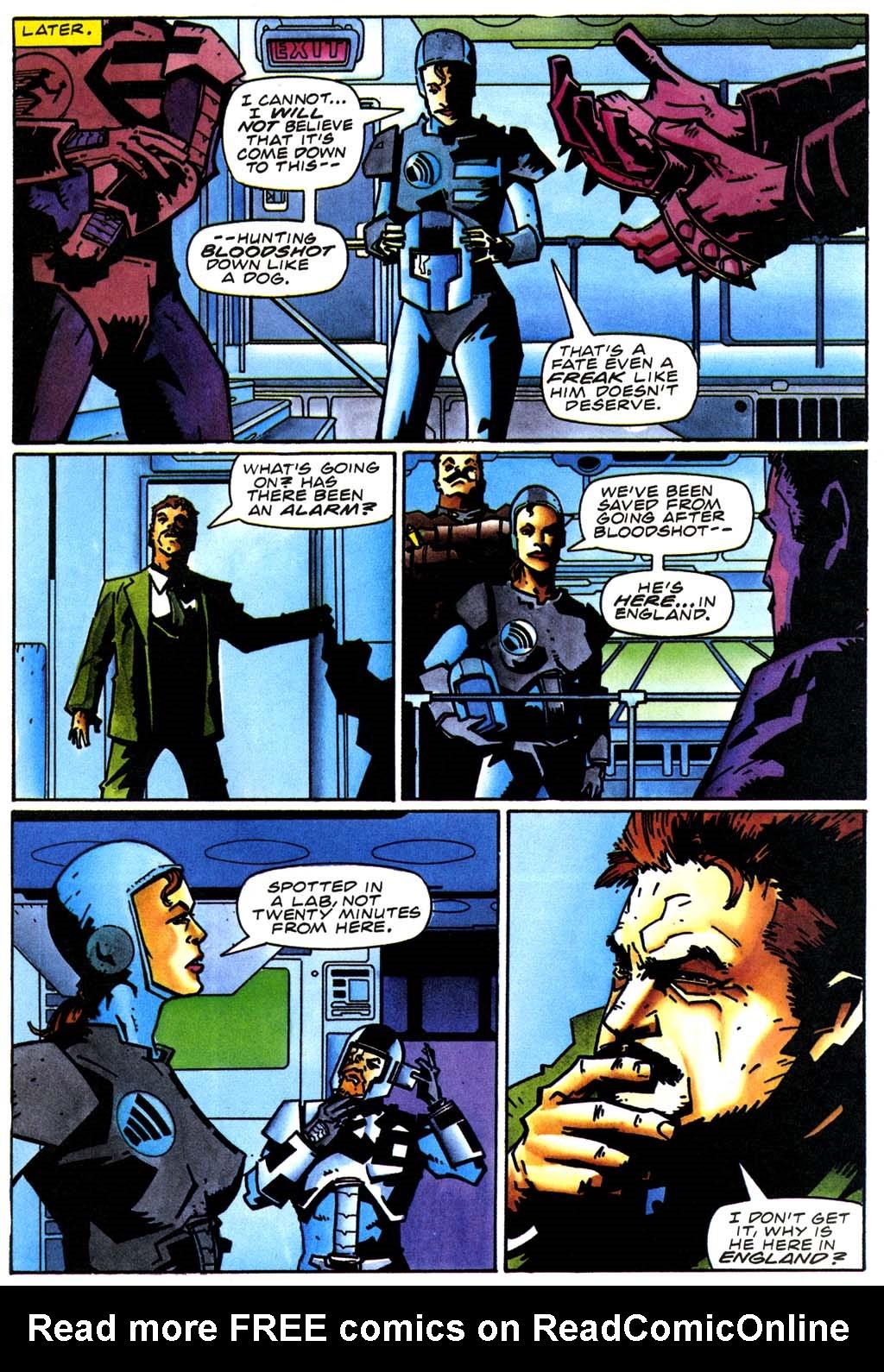 Read online Secret Weapons comic -  Issue #20 - 15