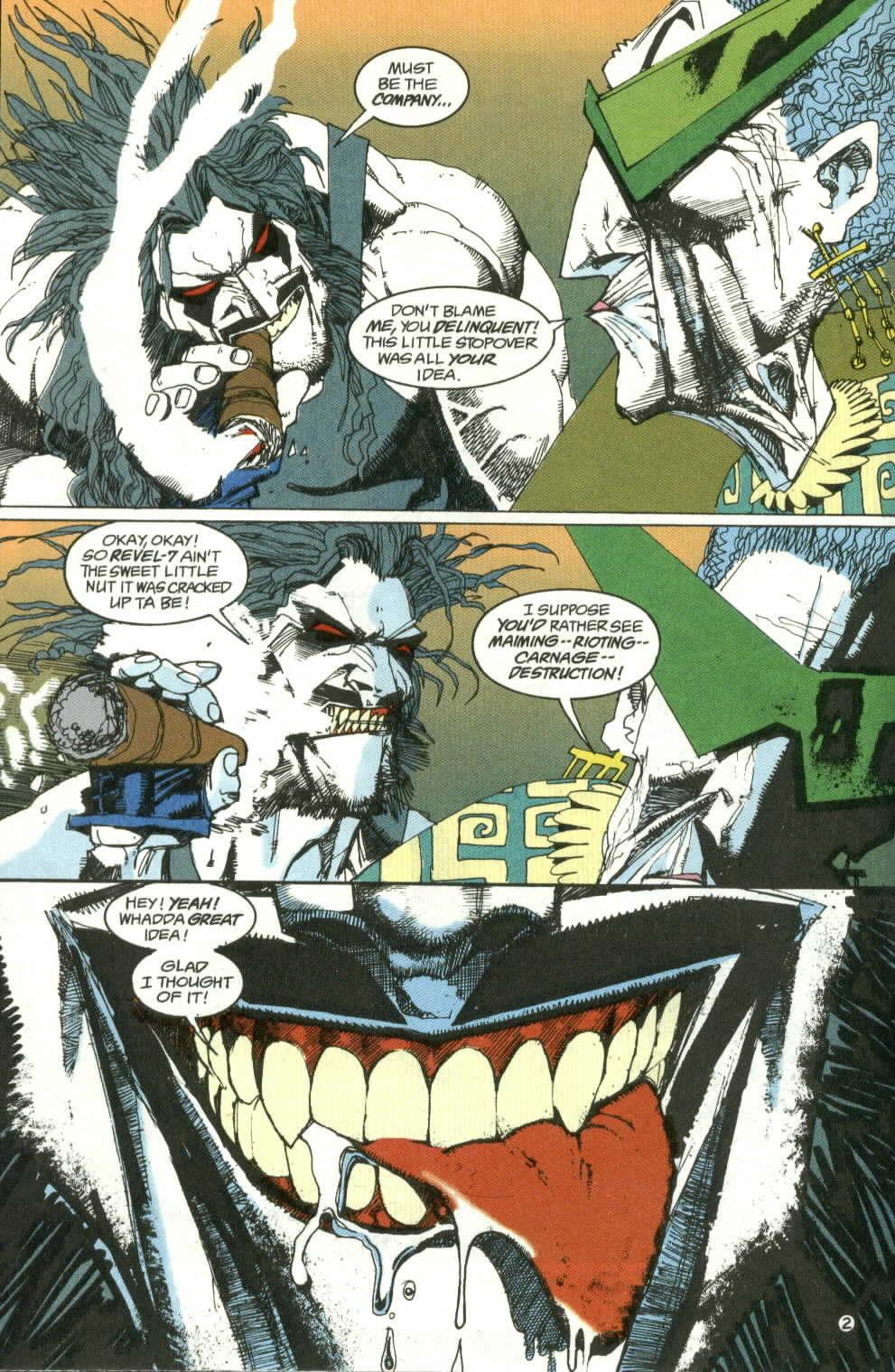 Read online Lobo (1990) comic -  Issue #4 - 3