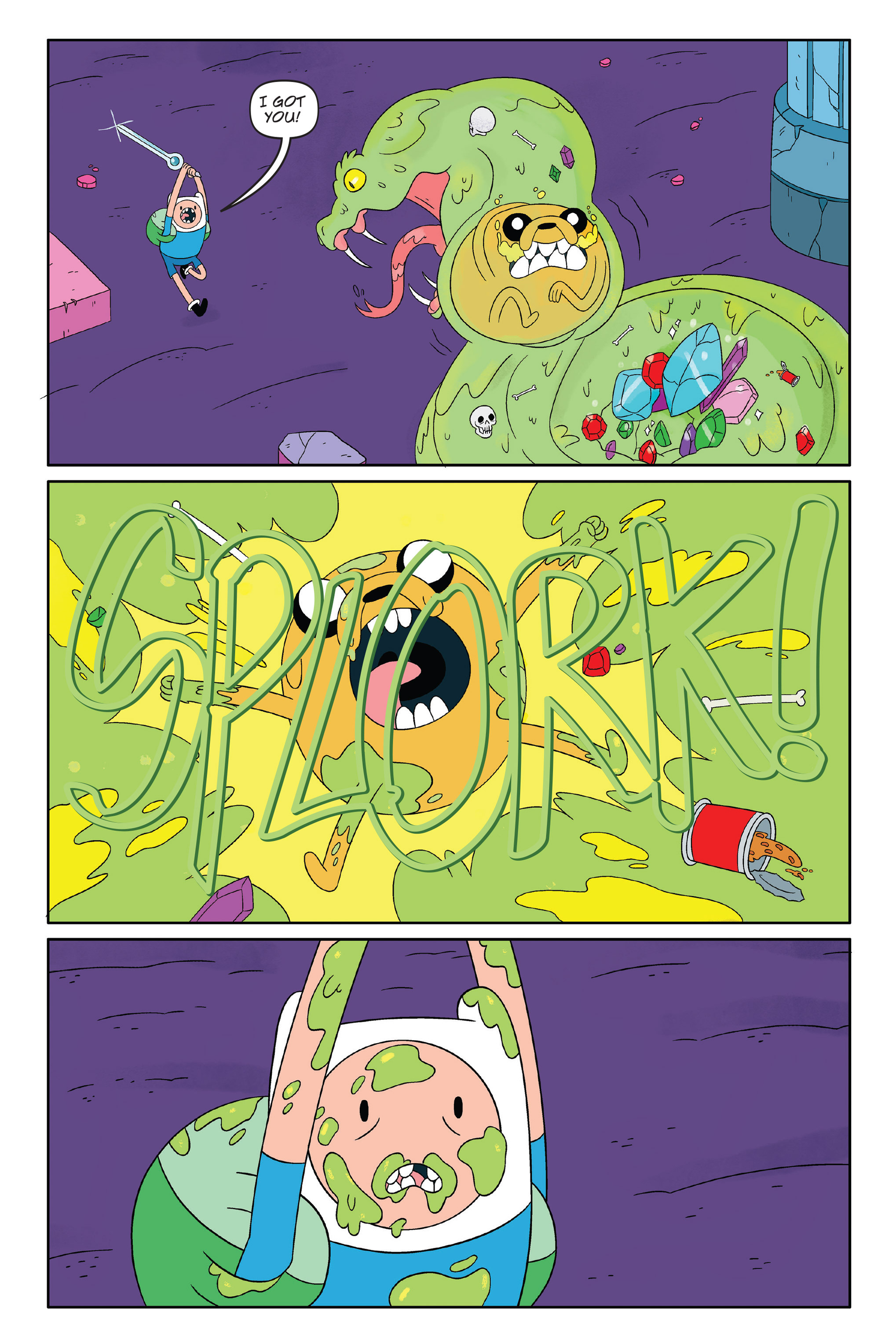Read online Adventure Time comic -  Issue #Adventure Time _TPB 7 - 10