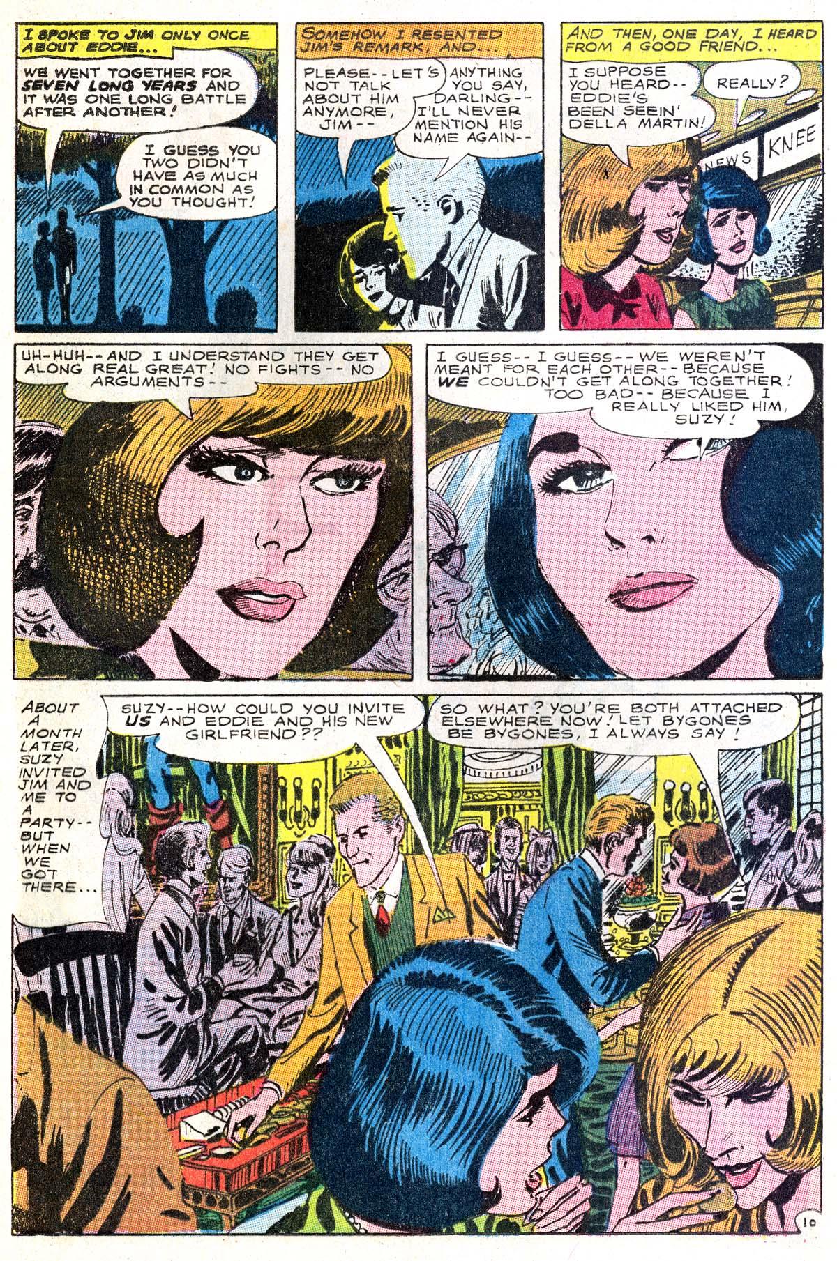 Read online Secret Hearts comic -  Issue #114 - 12