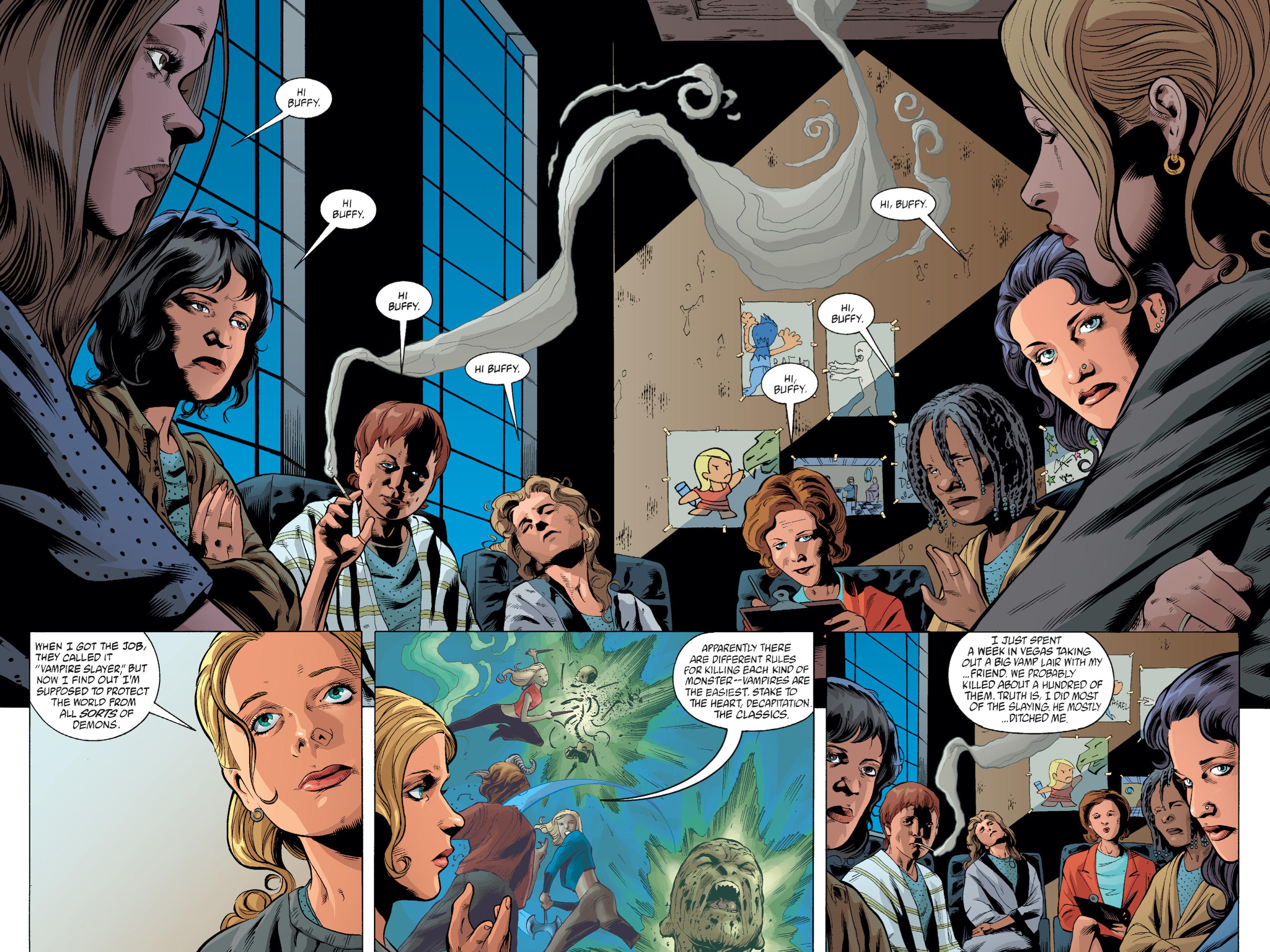 Read online Buffy the Vampire Slayer: Omnibus comic -  Issue # TPB 1 - 238