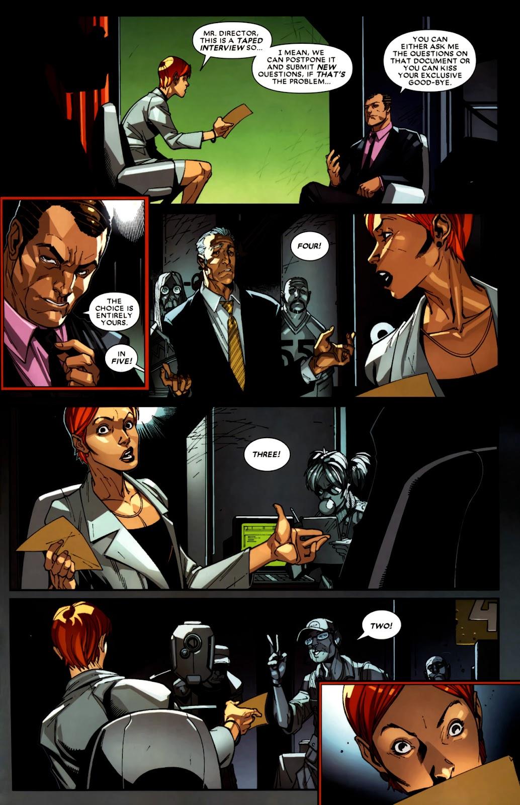 Read online Deadpool (2008) comic -  Issue #10 - 4