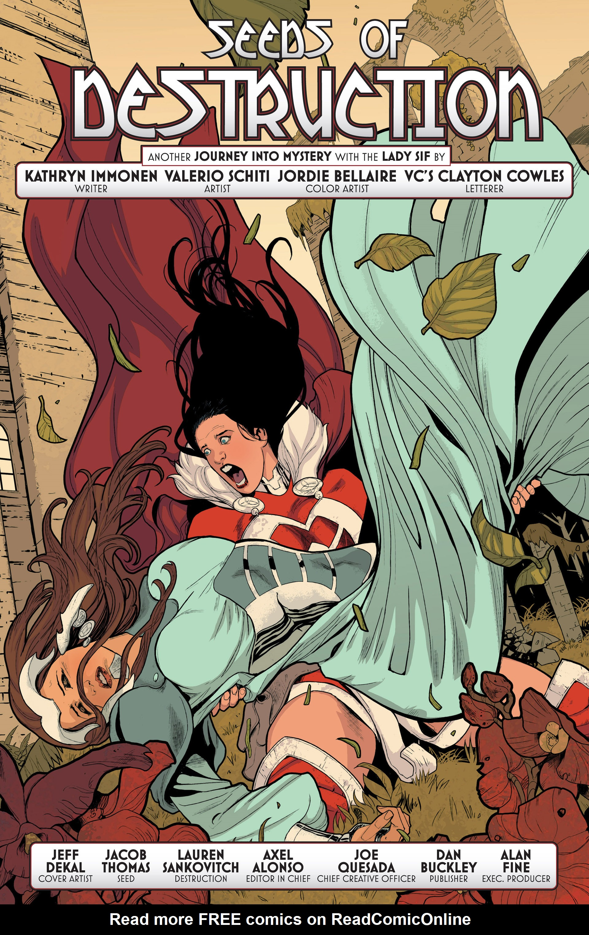 Read online Journey into Mystery (2011) comic -  Issue #652 - 6