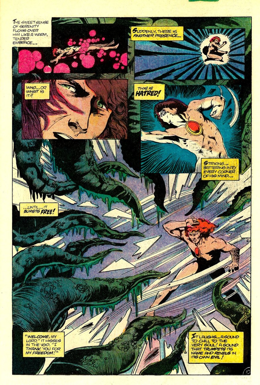 Read online Arion, Lord of Atlantis comic -  Issue #17 - 11