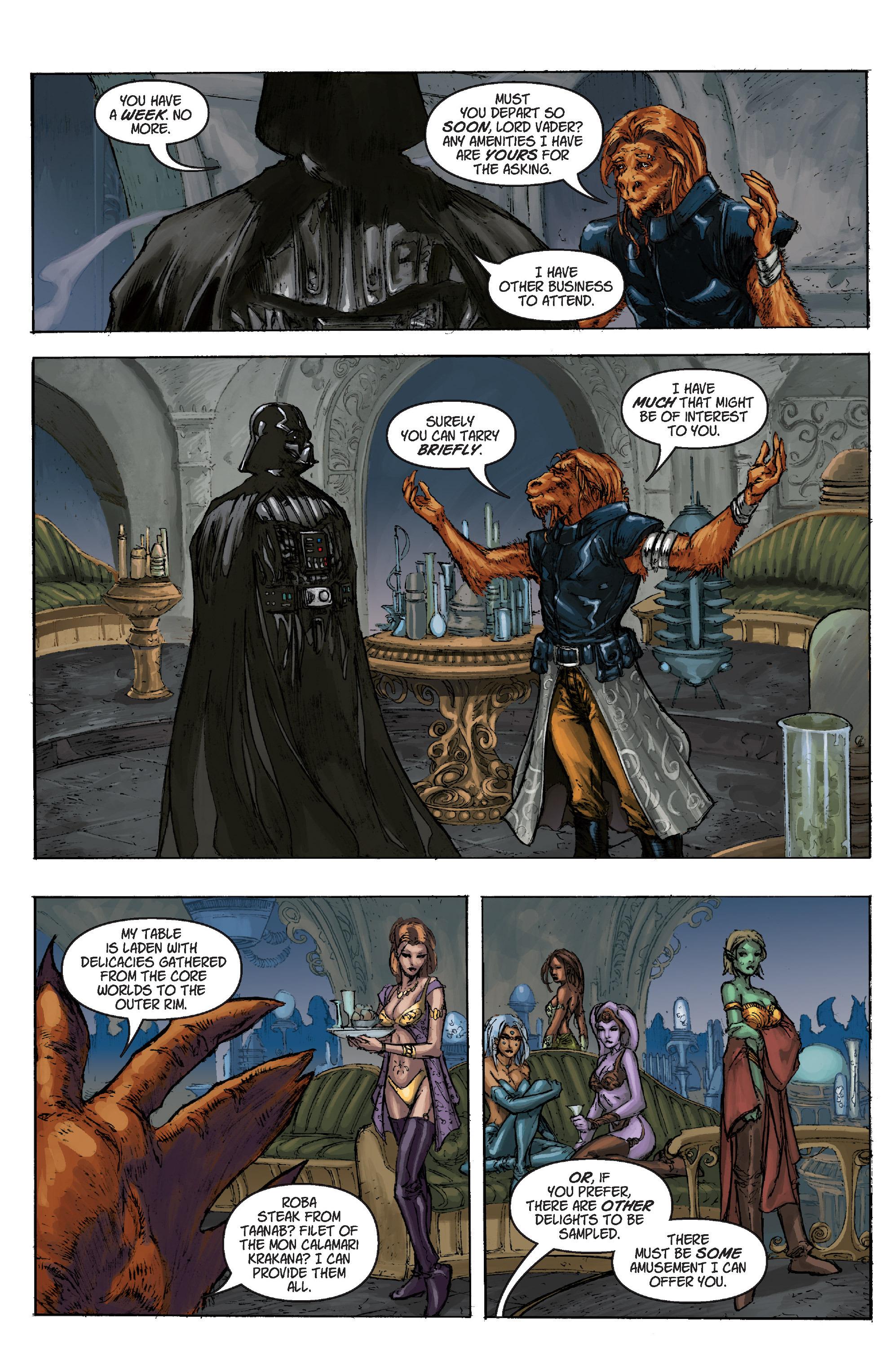 Read online Star Wars Omnibus comic -  Issue # Vol. 17 - 293