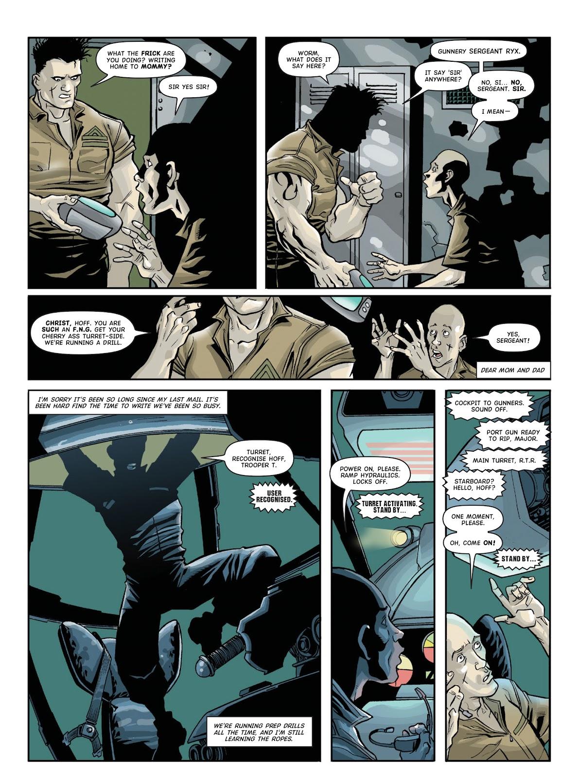 Judge Dredd Megazine (Vol. 5) Issue #381 #180 - English 69
