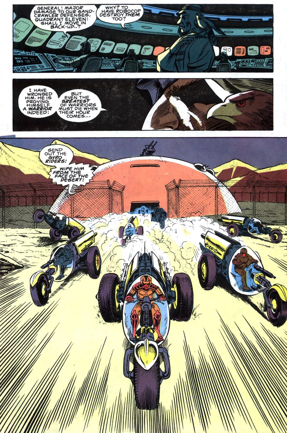 Read online Robocop (1990) comic -  Issue #5 - 19