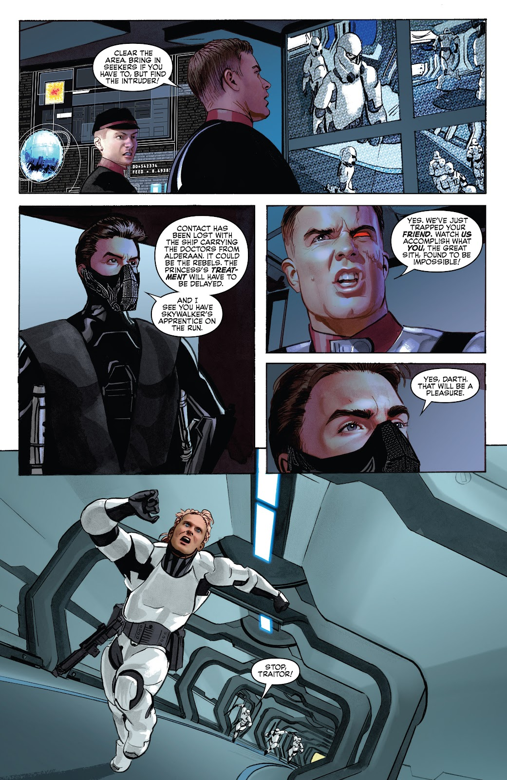Read online Star Wars Legends: Infinities - Epic Collection comic -  Issue # TPB (Part 5) - 66