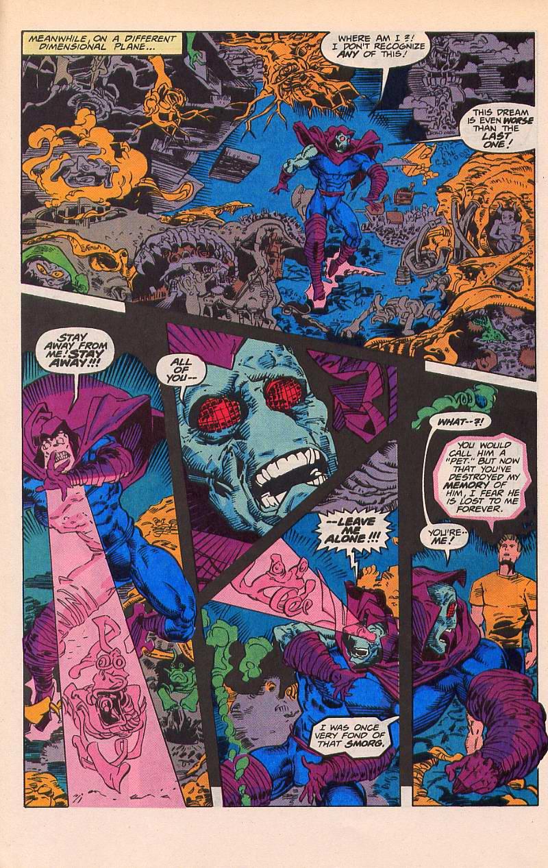 Read online Sleepwalker comic -  Issue #21 - 5