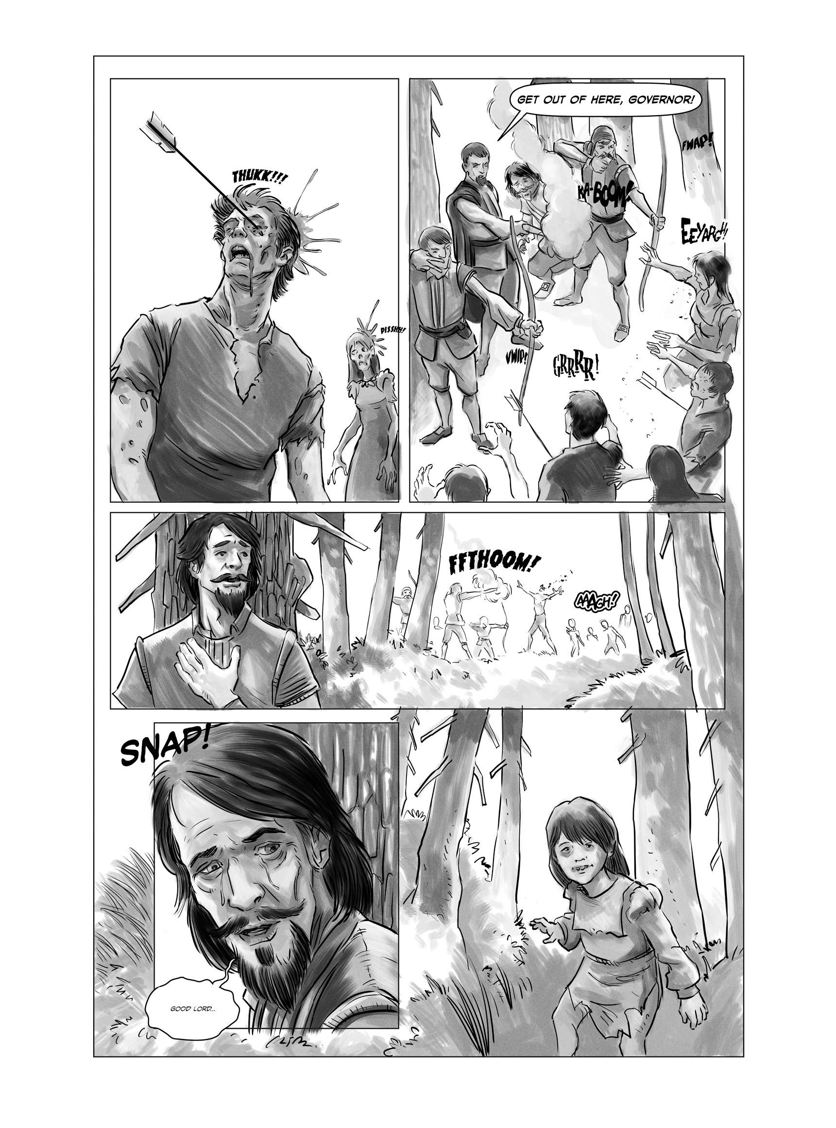 Read online FUBAR comic -  Issue #3 - 29