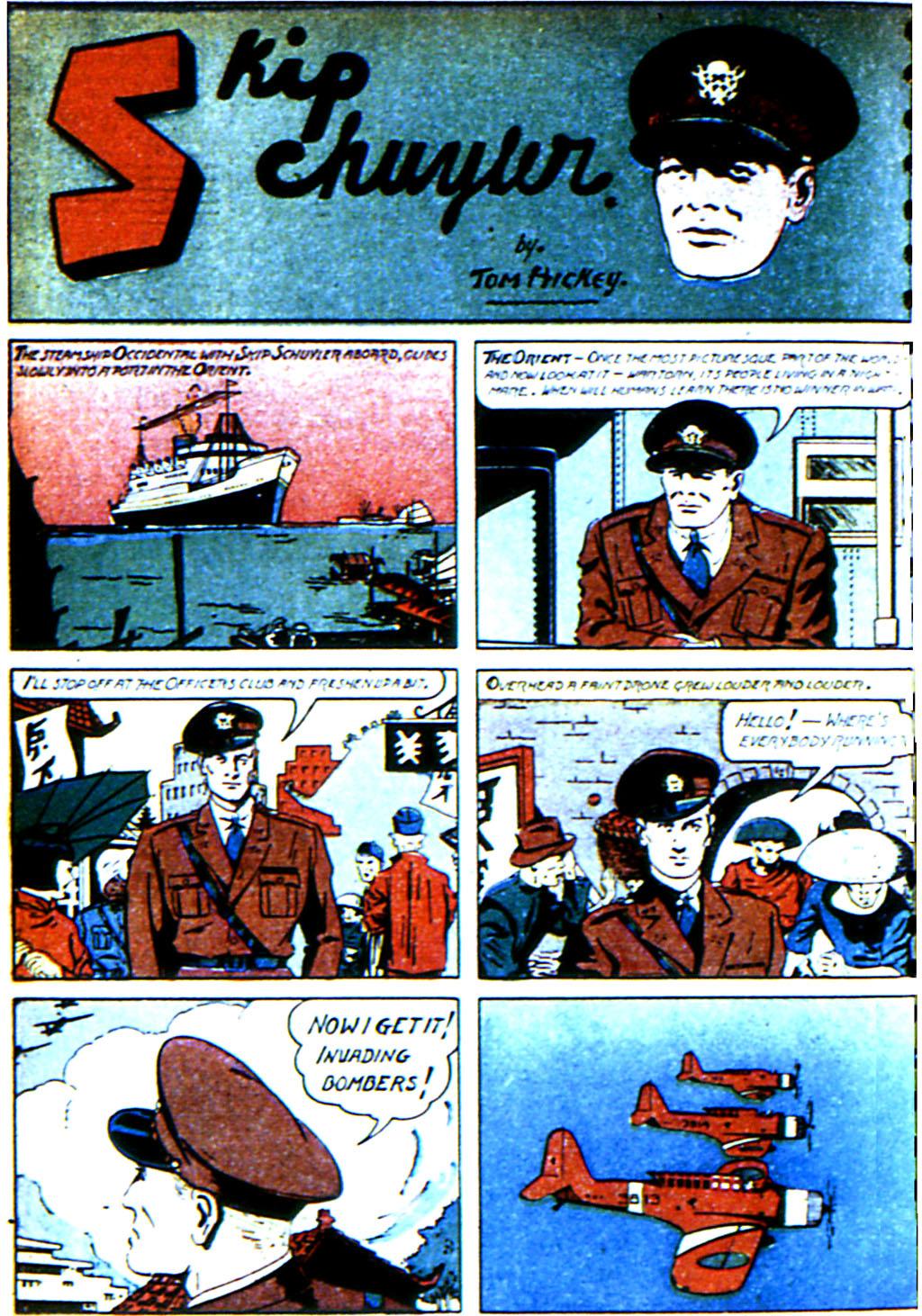 Read online Adventure Comics (1938) comic -  Issue #42 - 50