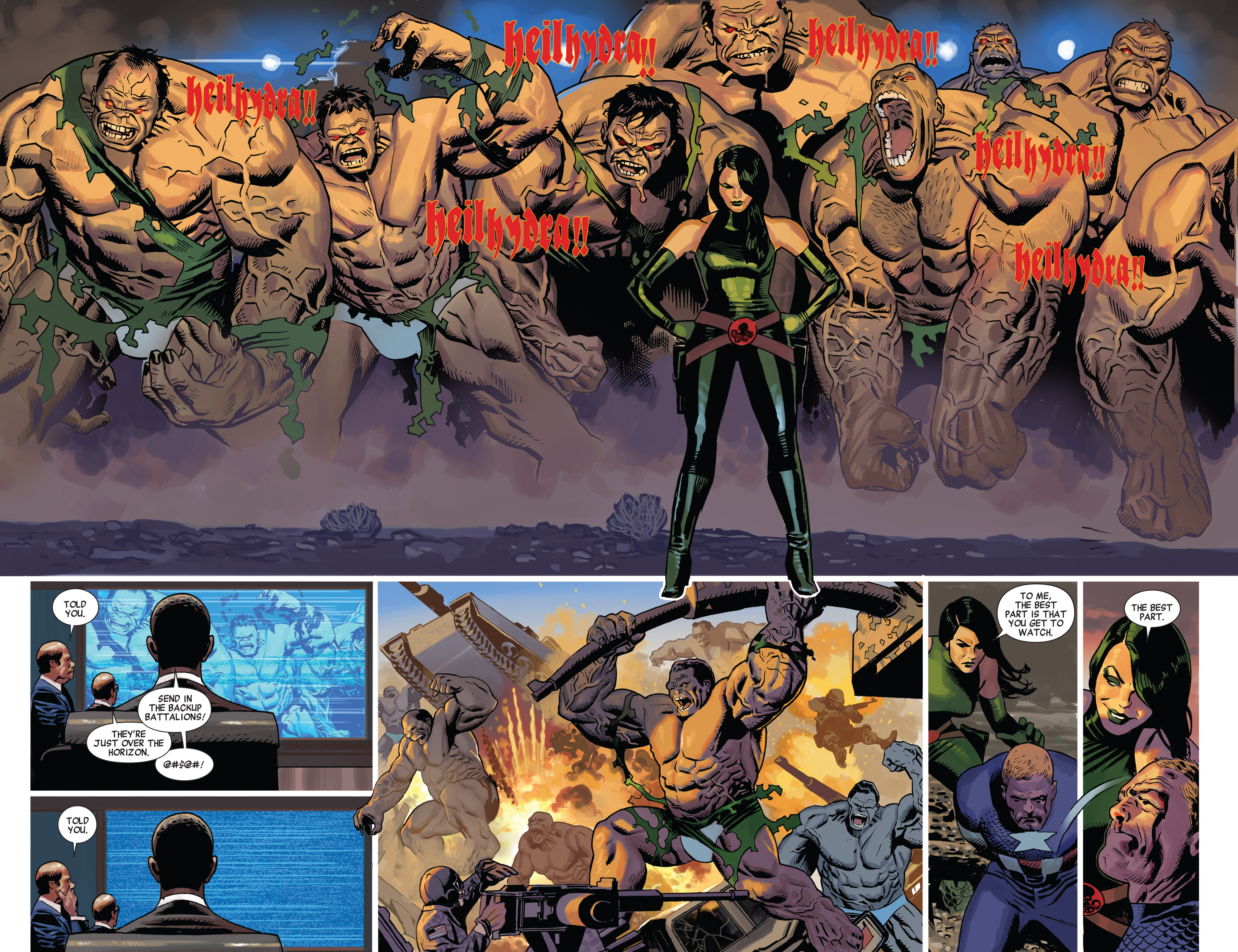 Read online Avengers (2010) comic -  Issue #23 - 7