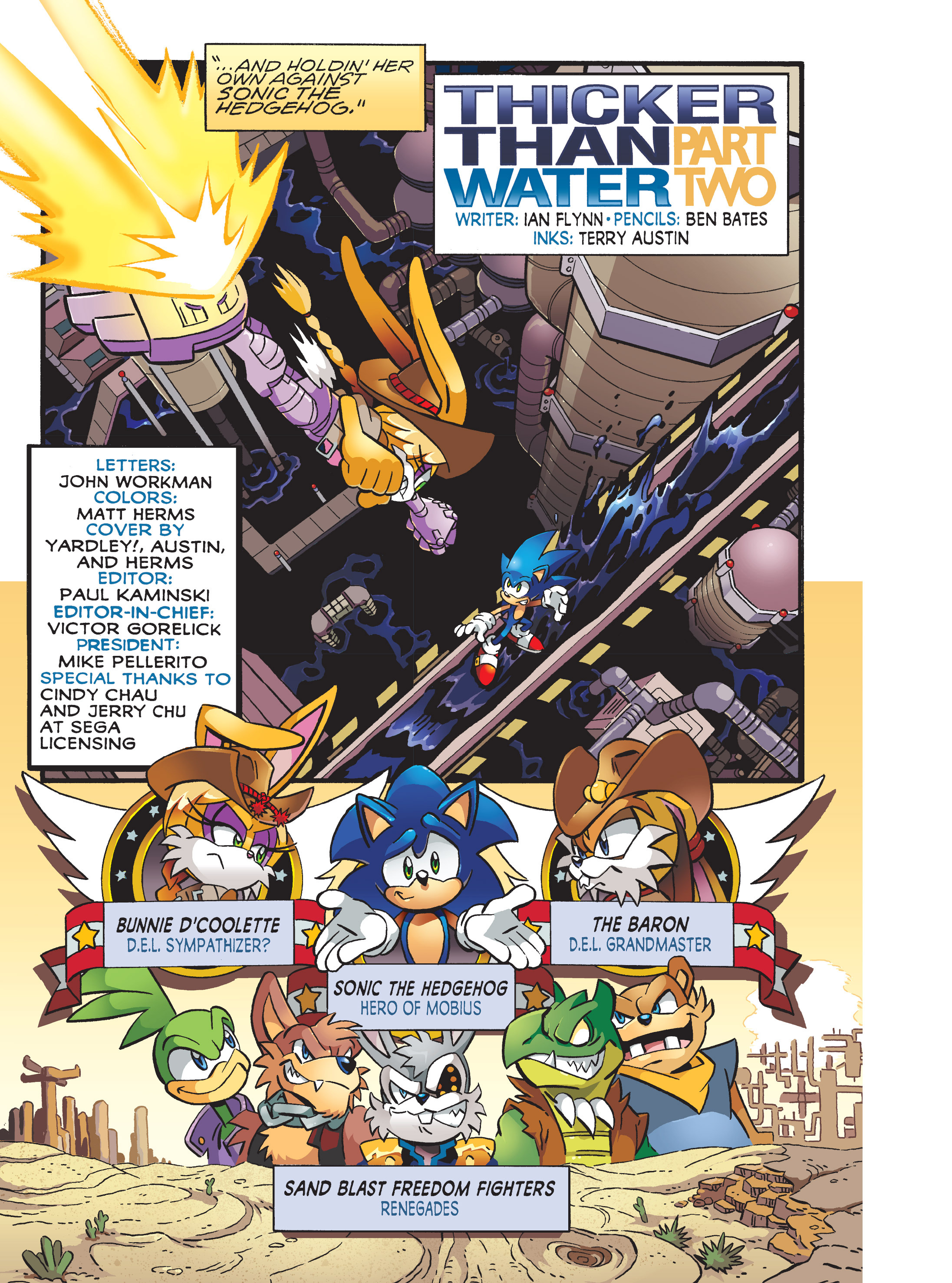 Read online Sonic Super Digest comic -  Issue #10 - 98