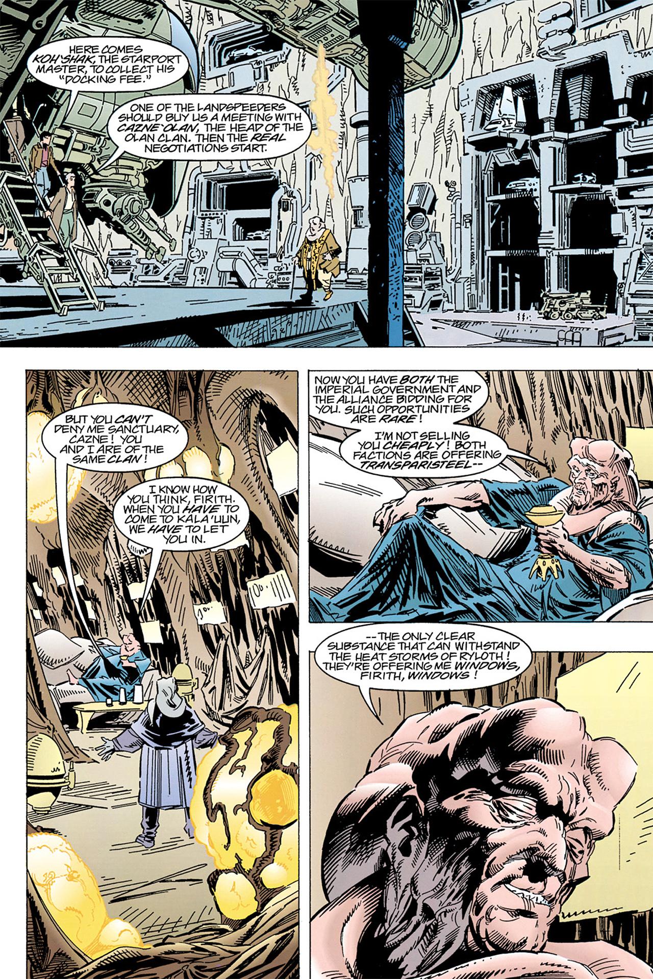 Read online Star Wars Omnibus comic -  Issue # Vol. 2 - 79