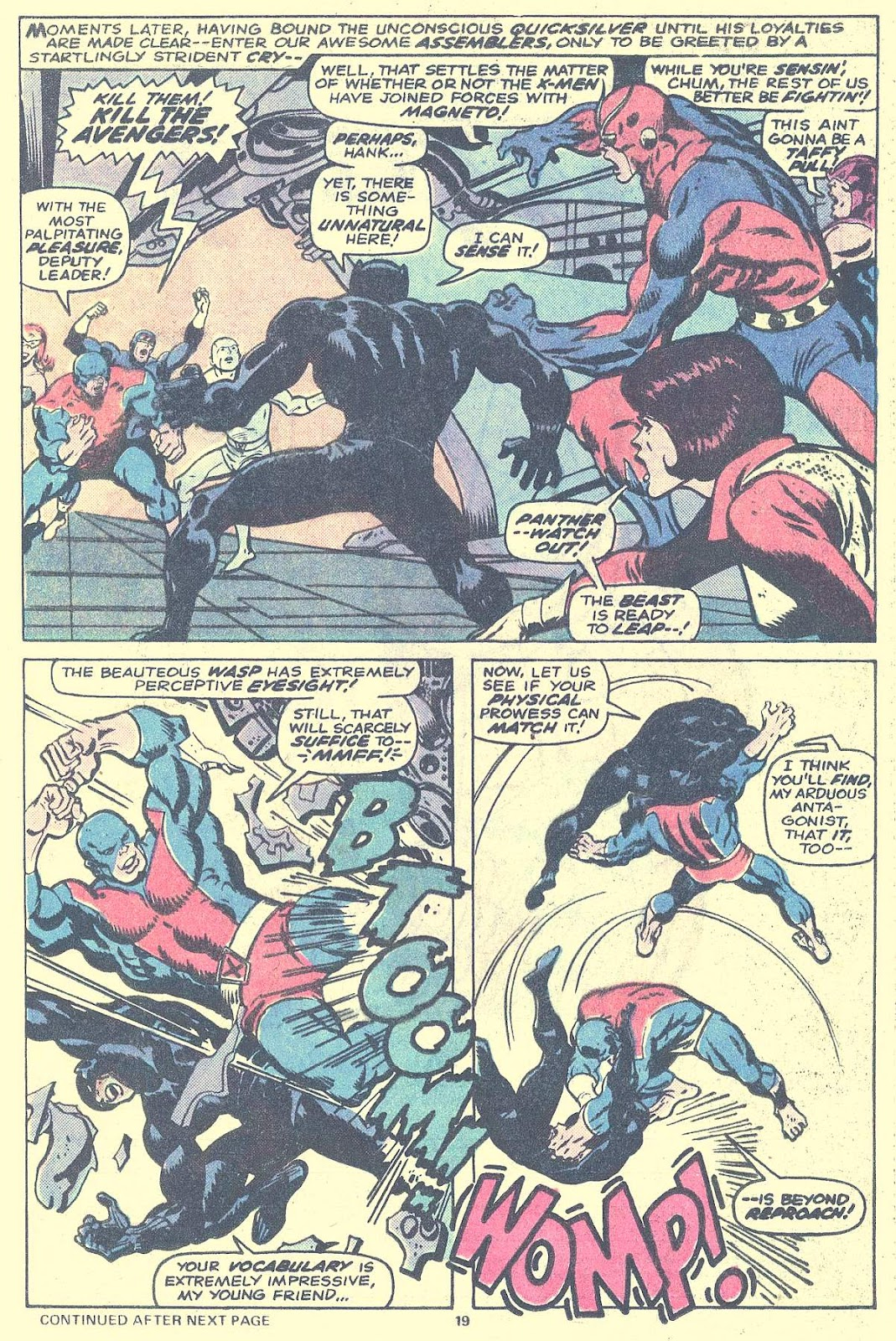 Marvel Triple Action (1972) issue 46 - Page 21