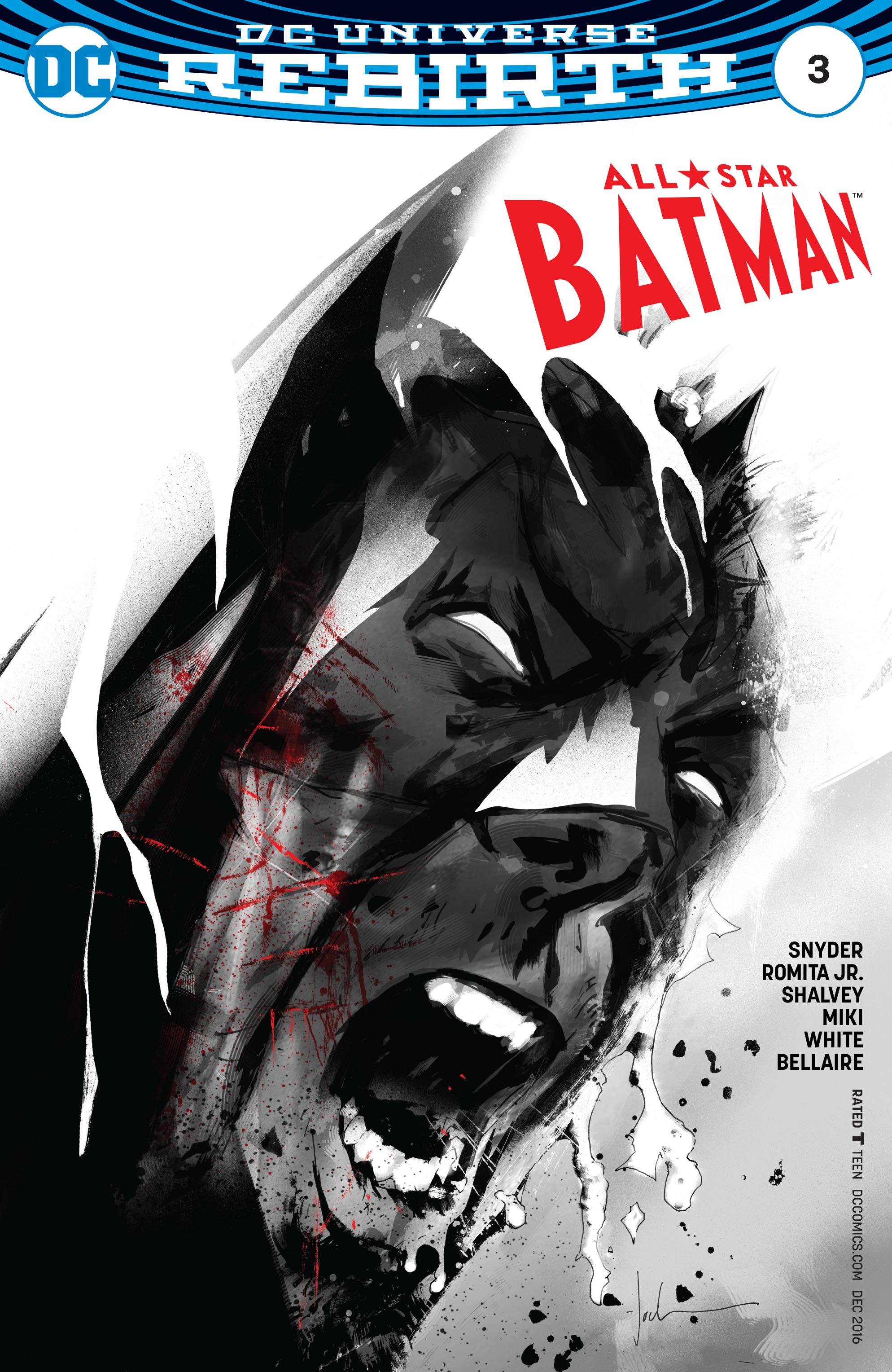 Read online All-Star Batman comic -  Issue #3 - 3