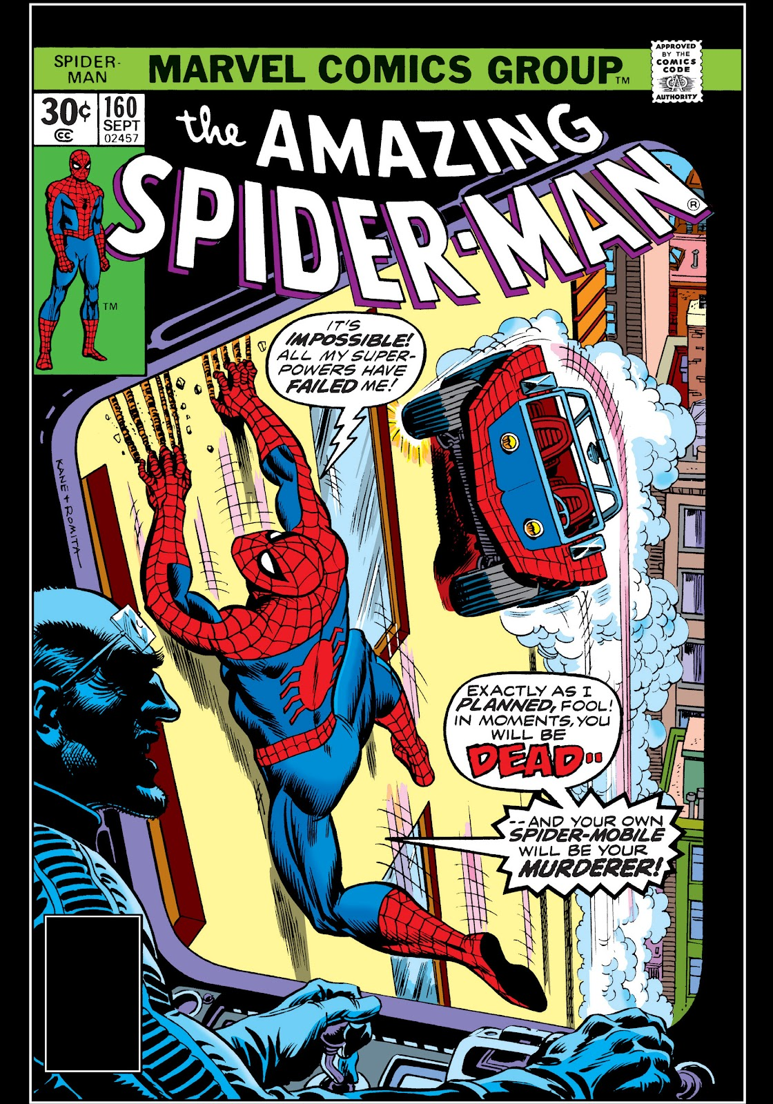 The Amazing Spider-Man (1963) 160 Page 1