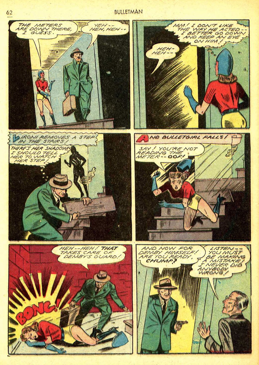 Bulletman issue 12 - Page 61