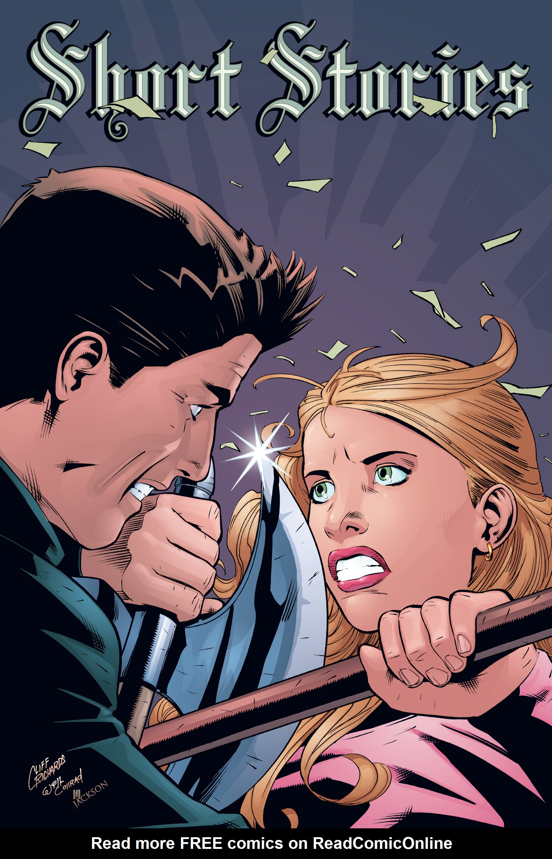 Read online Buffy the Vampire Slayer: Omnibus comic -  Issue # TPB 6 - 8