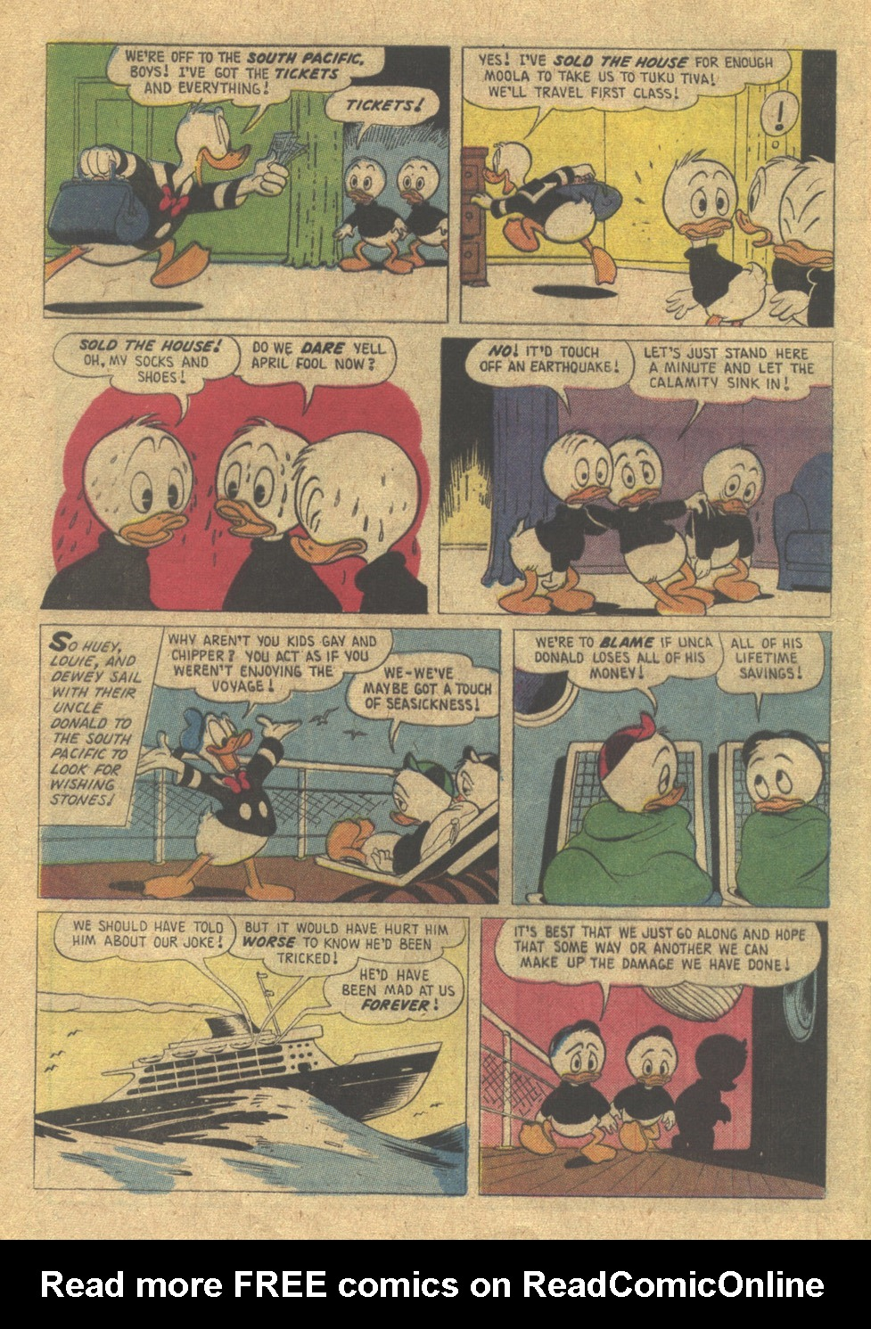 Walt Disney's Comics and Stories issue 380 - Page 8