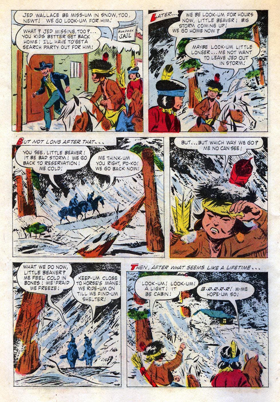 Four Color Comics issue 660 - Page 4