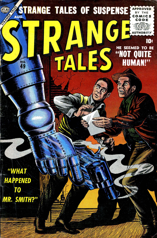Strange Tales (1951) 49 Page 1