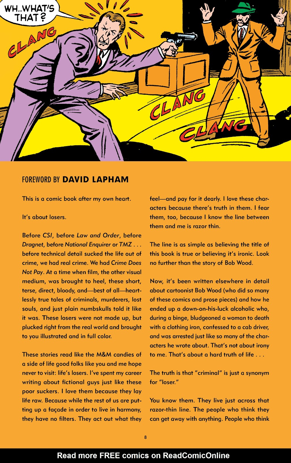 Read online Crime Does Not Pay Archives comic -  Issue # TPB 4 (Part 1) - 8