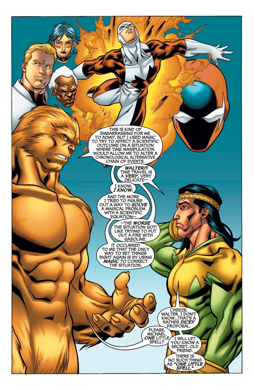 Read online Alpha Flight (2004) comic -  Issue #12 - 14