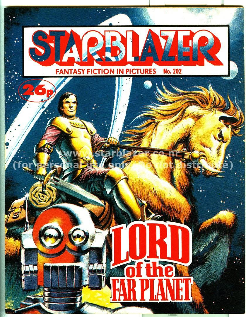 Starblazer issue 202 - Page 1