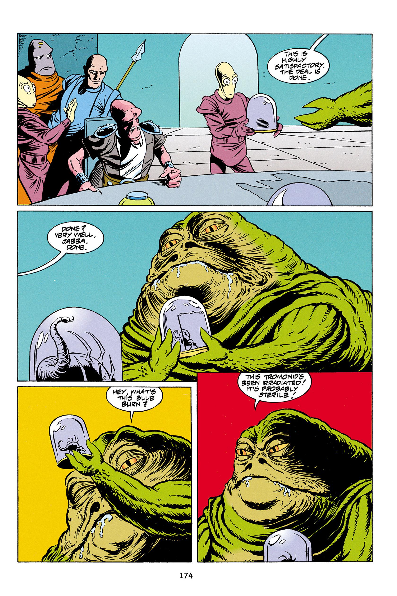 Read online Star Wars Omnibus comic -  Issue # Vol. 30 - 171