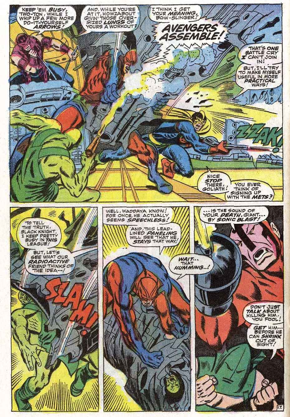 The Avengers (1963) 55 Page 23