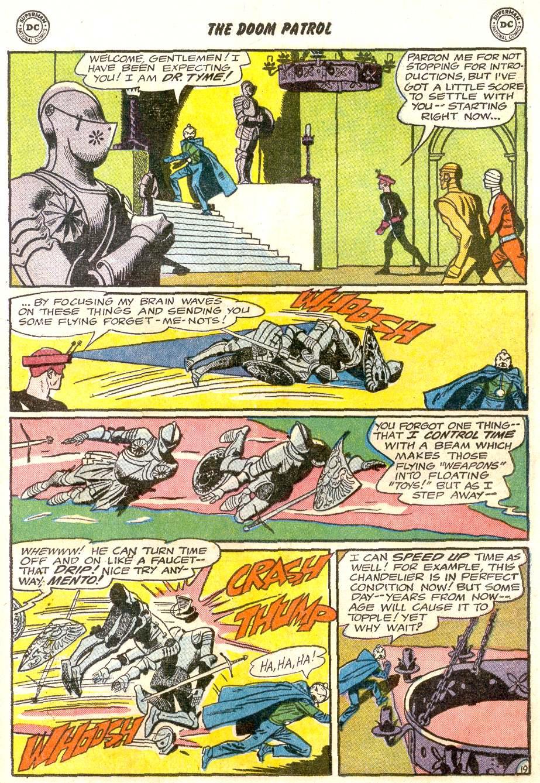 Doom Patrol (1964) issue 92 - Page 25