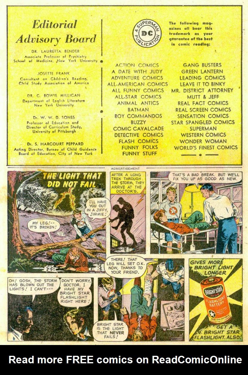 Read online Sensation (Mystery) Comics comic -  Issue #75 - 28