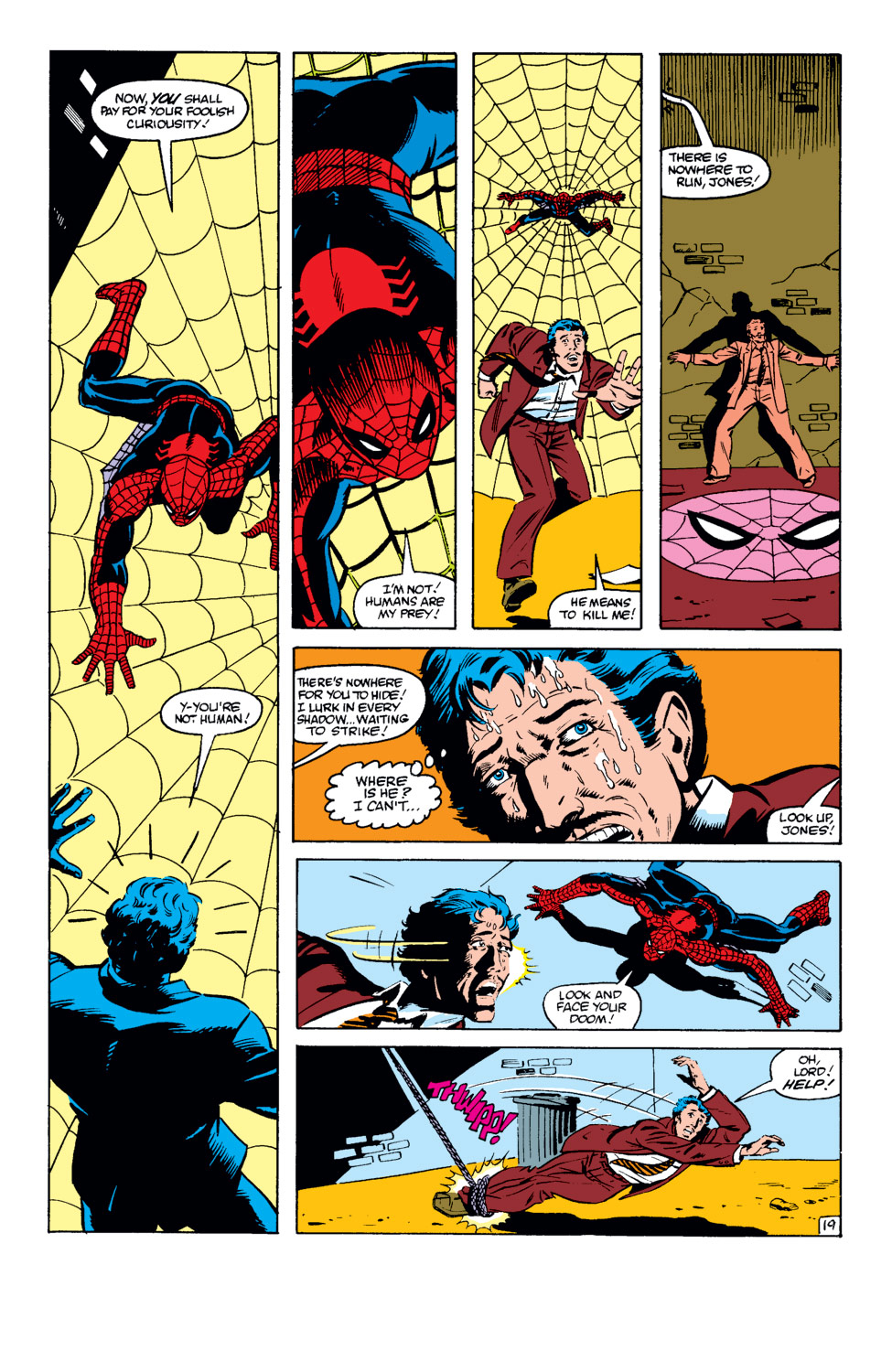 The Amazing Spider-Man (1963) 262 Page 19