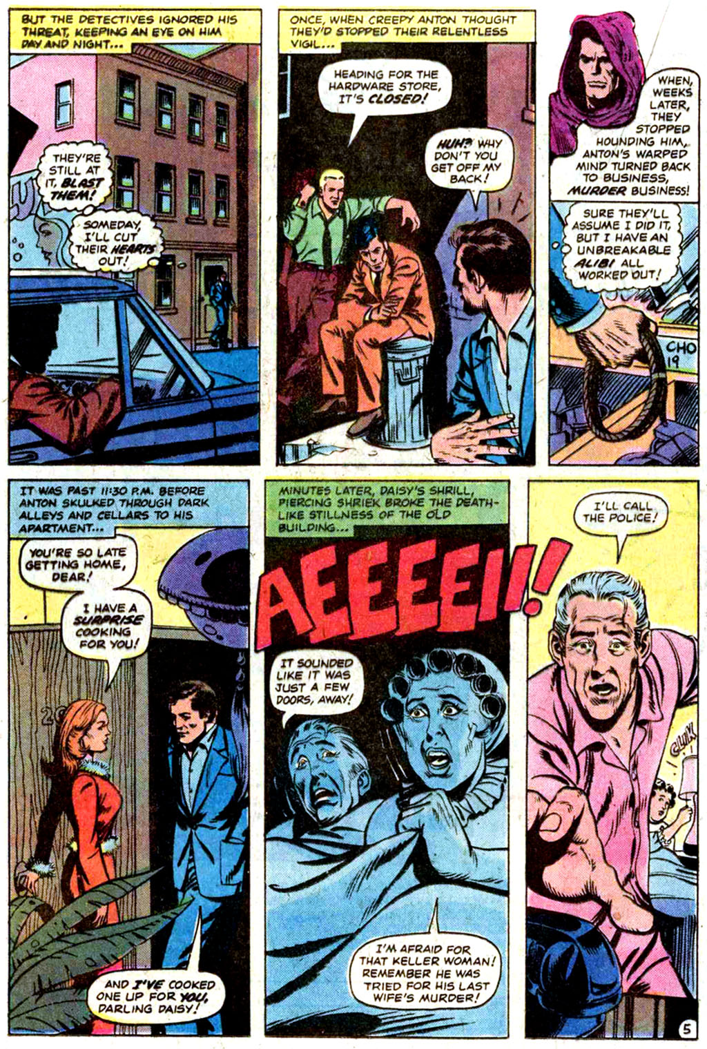 Read online Secrets of Haunted House comic -  Issue #33 - 19