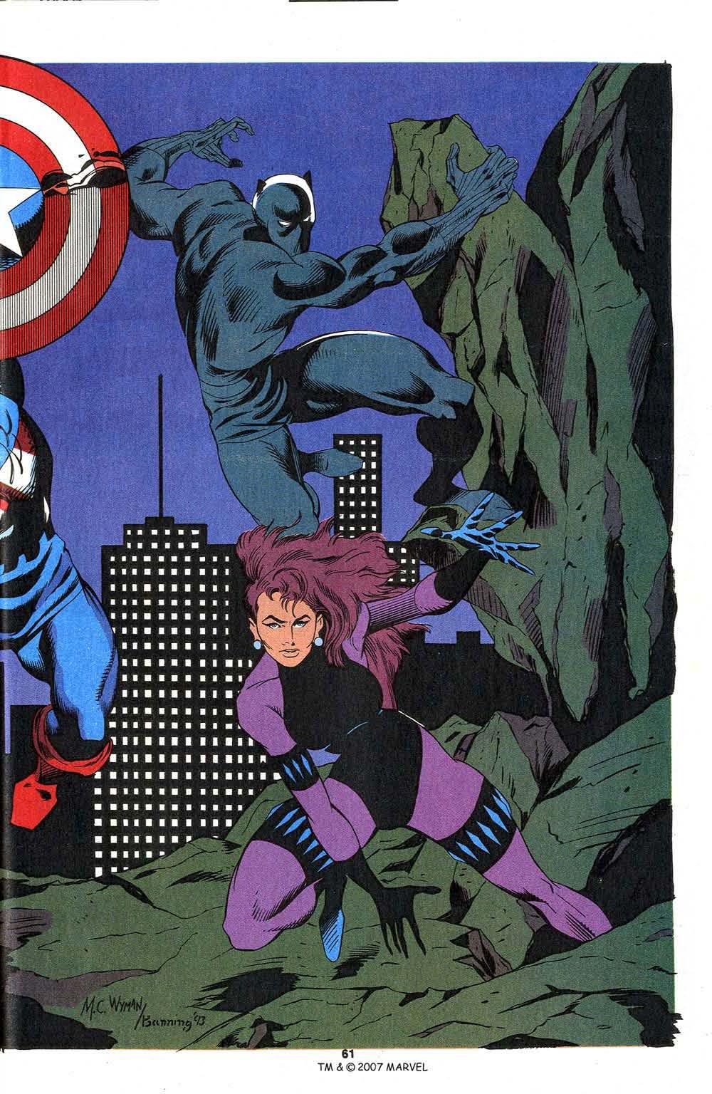 Read online Captain America (1968) comic -  Issue # _Annual 13 - 63