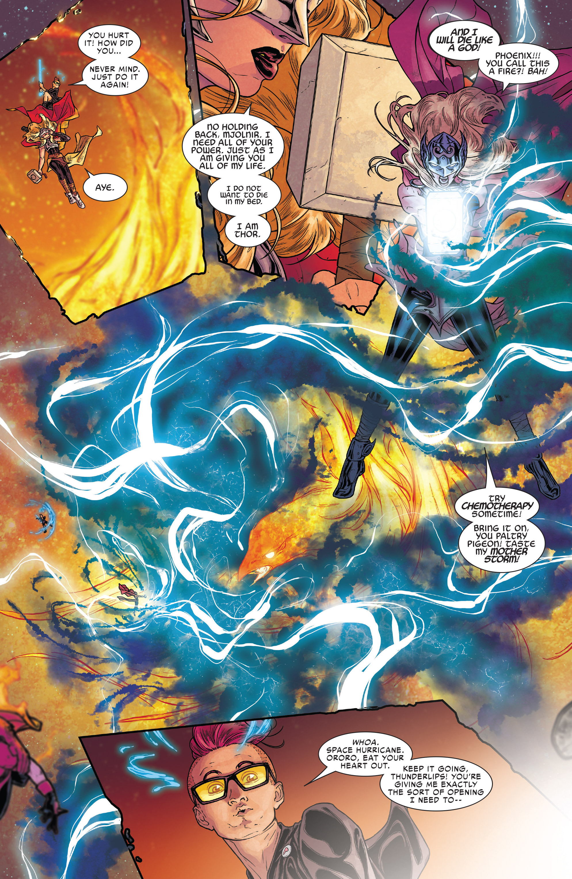 Read online Mighty Thor (2016) comic -  Issue #19 - 9
