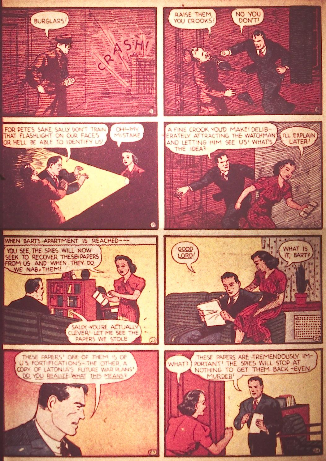 Detective Comics (1937) 25 Page 23